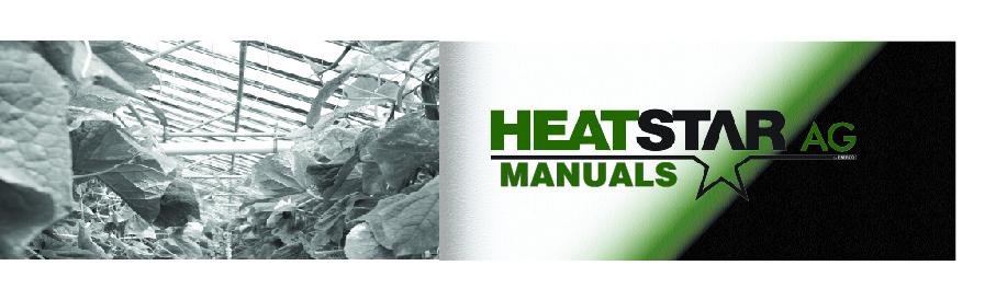 HeatstarAG Manuals