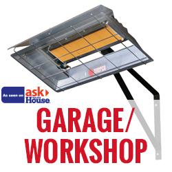 Heatstar Garage Workshop Heaters