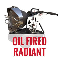 Heatstar Oil Fired Portable Radiant